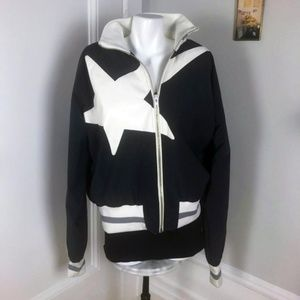 SMFK Classic Coach Bomber Jacket with Star